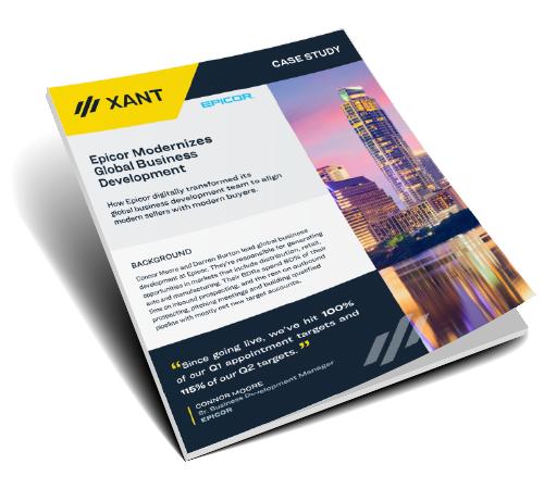 Epicor Modernizes Global Business Development Case Study
